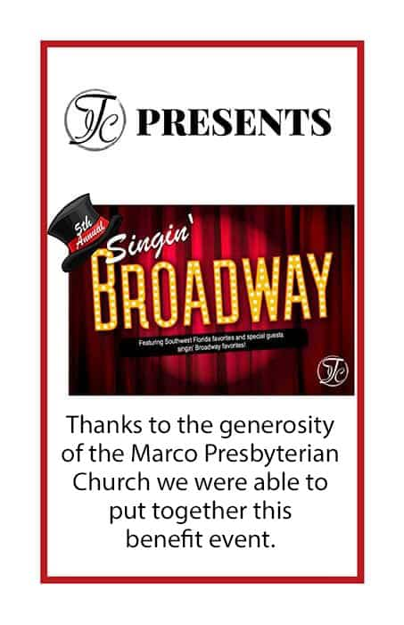 5th Annual Singing' Broadway